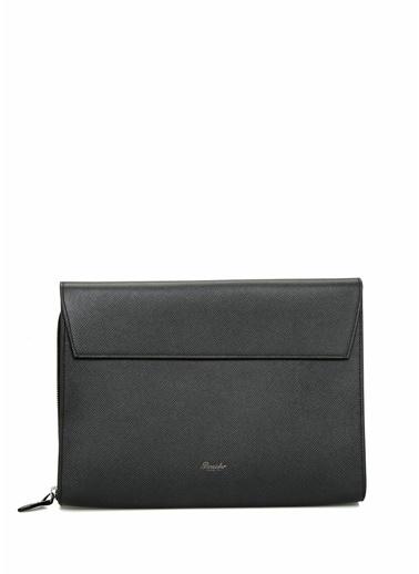 Pineider Laptop /Evrak Çantası Siyah